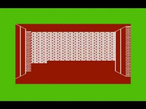 3D Labyrinth VIC-20 screenshot