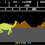 Attack of the Mutant Camels screenshot