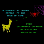 Metagalactic Llamas Spectrum screenshot