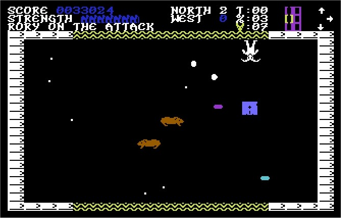 Ancipital C64 screenshot