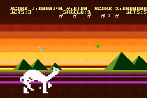 AotMC Atari 8 bit screenshot