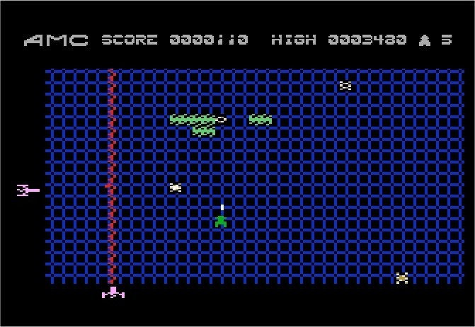 Attack of the Mutant Camels (USA) – Llamasoft Baachive