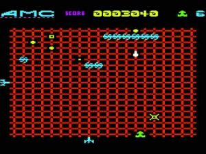 AotMC HES VIC-20 screenshot