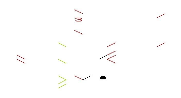 Deflex V VIC-20 screenshot