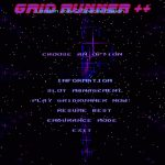 Gridrunner++ AoFSE PC screenshot