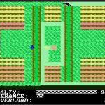 Hover Bovver Atari 8 bit screenshot