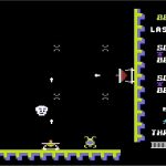 Laserzone C64 screenshot
