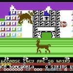 Mama Llama C64 screenshot