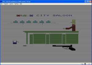 Potshot VIC-20 screenshot