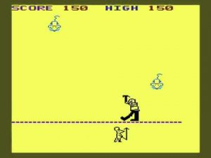 Rat Man VIC-20 screenshot