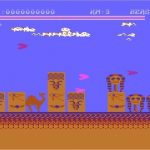 Revenge 2 Atari 8 bit screenshot