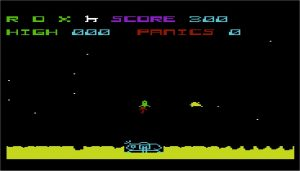 Rox III VIC-20 screenshot