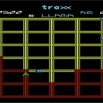 Traxx VIC-20 screenshot