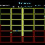 Traxx VIC-20 screenshot