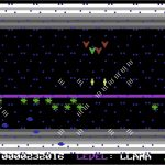 Voidrunner C64 screenshot